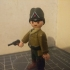 Playmobil Compatible WW2 German side cap image