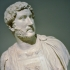 Bust of Hadrian image