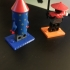 Lego Minifigure Stand! image