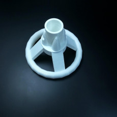 Picture of print of toy car steering wheel replacement