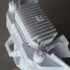 Star Wars Snowspeeder print image