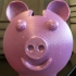 Smiley Piggy Bank (with Easy Access!) image
