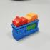 Surprise Egg #7 - Tiny Car Carrier print image