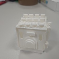 Picture of print of Folding Box Printer Calibration Cube This print has been uploaded by Romain Kidd