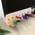 Desk Organiser Monitor Mounted Pen Holder - REUDesign image