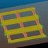 Lego rails straight image