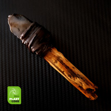 Picture of print of Stone knife