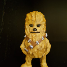 Picture of print of Mini Chewbacca - Star Wars Questa stampa è stata caricata da Simon Welch
