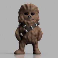 Mini Chewbacca - Star Wars