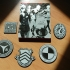 Persona High School Badges image