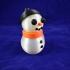 Snowman Jar image
