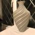very groovy vase image