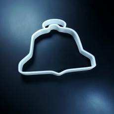 Picture of print of Bell Cookie Cutter