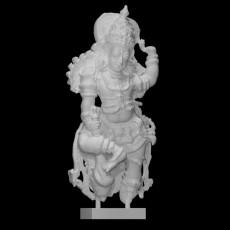 Temple Door Guardian