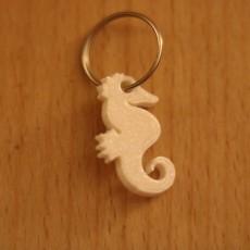 Sea Horse Keychain