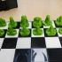 Starwars Chess Battle image