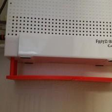 FritzBox 6590 Wandhalter