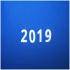 2019 Font print image