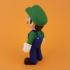 Luigi from super Mario bros image