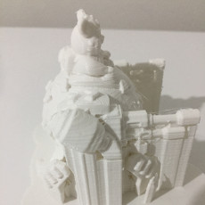 Picture of print of Hammond from Overwatch