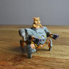 Hammond from Overwatch