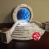 Enter the Warp - Miniature Scenery (Double Infinity Mirror) - Portal & Stairs image