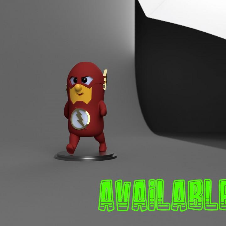 Peanuts Universe : Exclusive The Flash