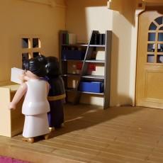 bibliotheque moderne