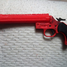 Picture of print of Flare Gun