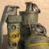 PUBG Grenade print image