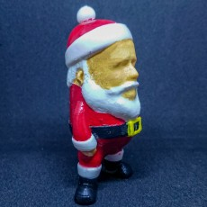 Picture of print of Mini Santa Claus