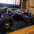 MyRCCar 1/10 MTC Chassis Rigid Axles Version. Customizable chassis for Monster, Crawler or Scale RC Car print image
