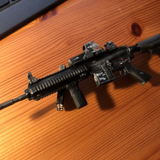 Picture of print of M416 (HK416)