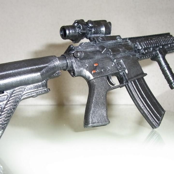 M416 (HK416)
