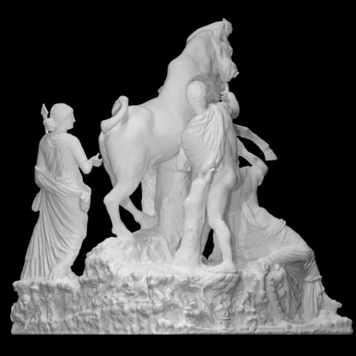 The Farnese Bull