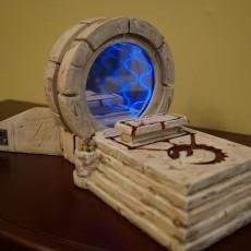 Enter the Warp  Addon - GSC Sacrificial Altar