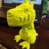 Little Dino print image