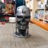 Terminator T800 Bust print image