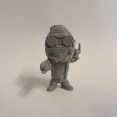 Picture of print of STAR LORD LowpolyPOP - by Objoy Creation