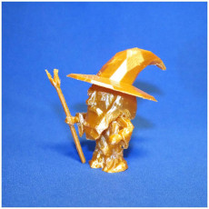 Picture of print of GANDALF LowpolyPOP - by Objoy Creation