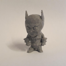 Picture of print of BATMAN LowpolyPOP - by Objoy Creation