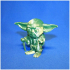 YODA LowpolyPOP - by Objoy Creation print image