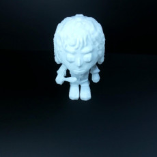 Picture of print of FRODO BAGGINS LowpolyPOP - by Objoy Creation This print has been uploaded by Li WEI Bing