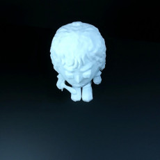 Picture of print of FRODO BAGGINS LowpolyPOP - by Objoy Creation