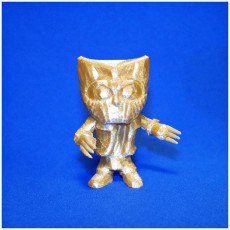 Picture of print of Wolverine - LowpolyPOP by Objoy