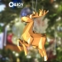 SANTA CLAUS'S REINDEER Lowpoly - by Objoy Creation image