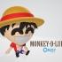 Monkey D Luffy - by Objoy Creation image