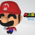 Mario Figure & Keychain - by Objoy Creation image