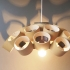 CHANDELIER - PRUSAMENT SPOOL - reuse idea image