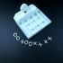 tick tack toe bord / phone charging stand image